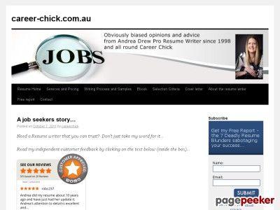 awesome Ebook | career-chick.com.au