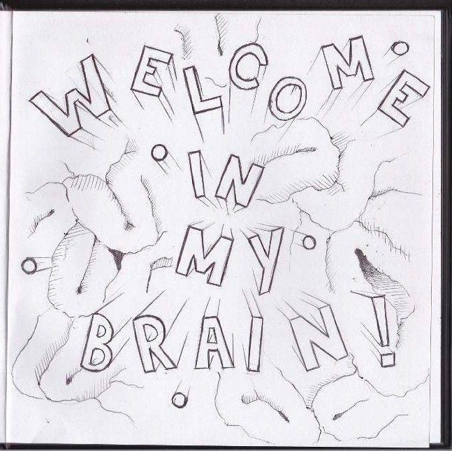 #welcomeinmybrain !