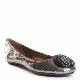 Alice Cullen, Sam Edelman Cruz Flat Pewter Shoes in Twilight