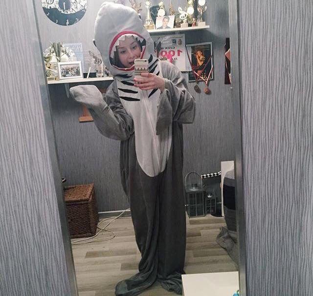 Sylwia Lipka rekin