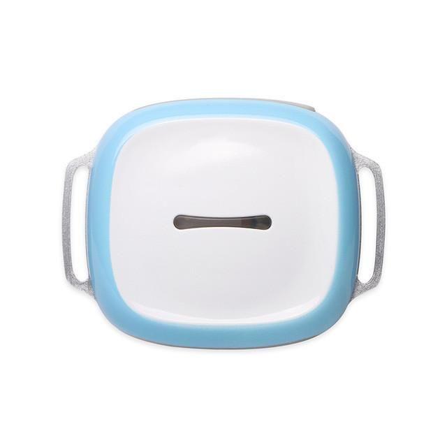 Mini IP66 Waterproof Pets Collar GPS Tracker Real time Locator GPS+LBS+WIFI Location Locator for Dog Cat Tracking Geofence