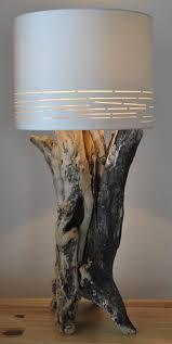 lampe bois flotte - Recherche Google
