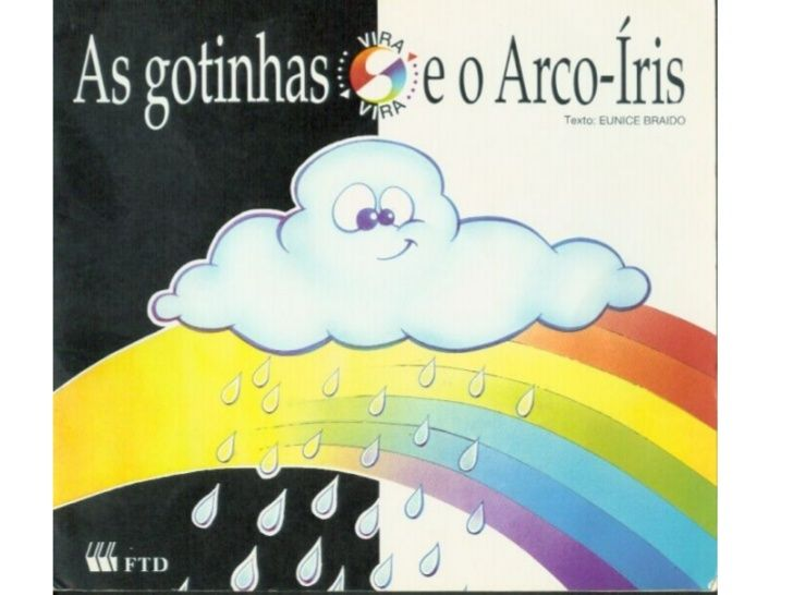 As gotinhas e o arco-íris