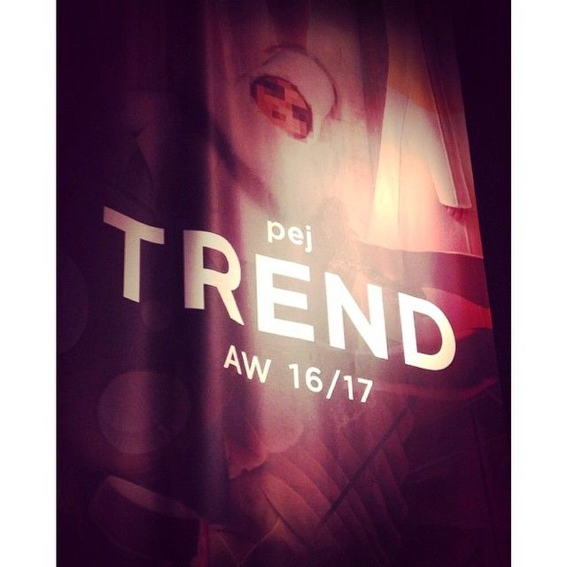 We're currently live with our trend conference at @heartmuseum in Herning #pejtrend #pejgruppen #TKW1617