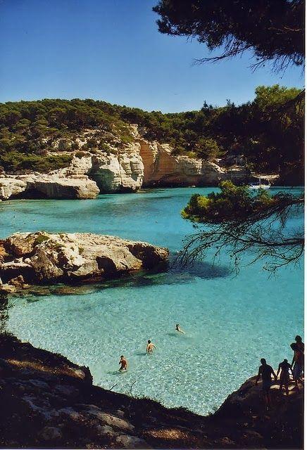 Menorca, Cala Mitjaneta - Spain by Sly's