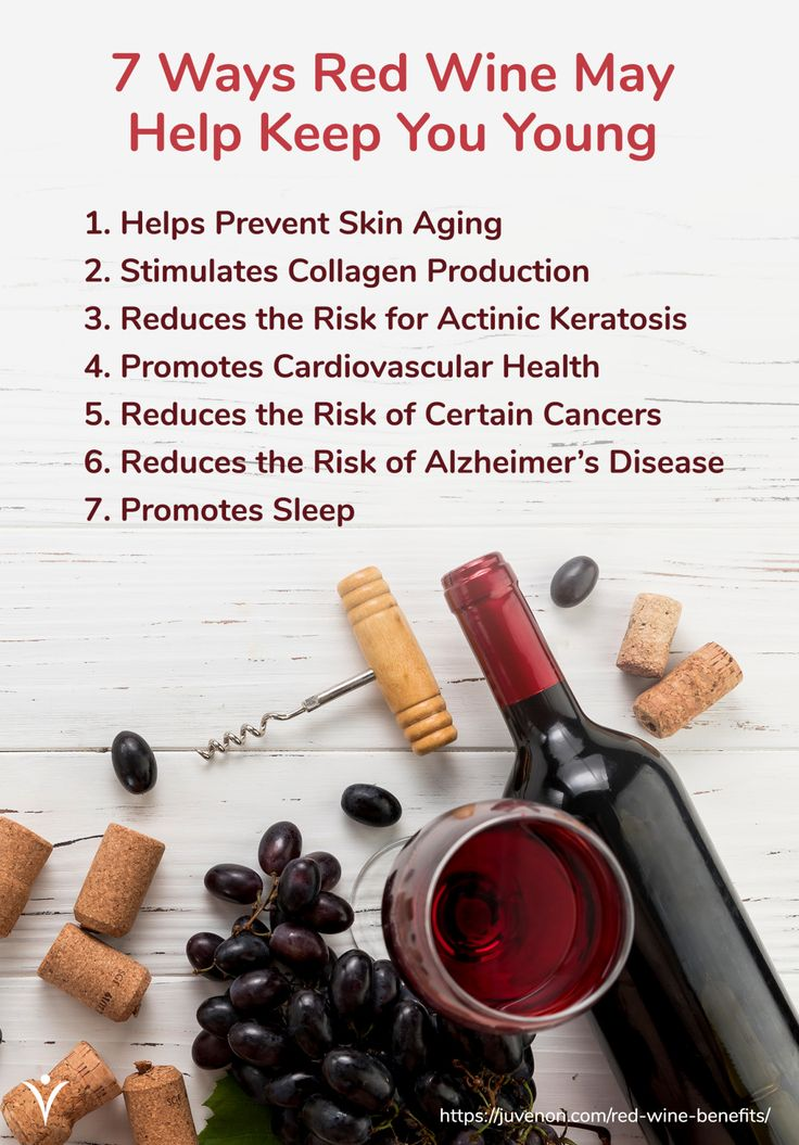 7 Possible Anti-Aging Benefits Of Drinking Red Wine   Wine