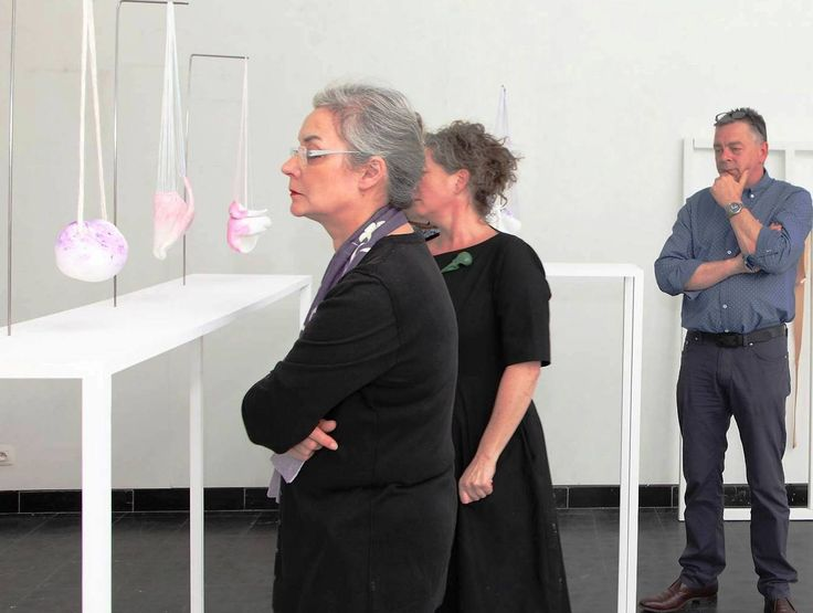 Jewellery Design Royal Academy of Fine Arts Antwerp -by Josefine Mass  - TERRIBLE jury !!! ;-)