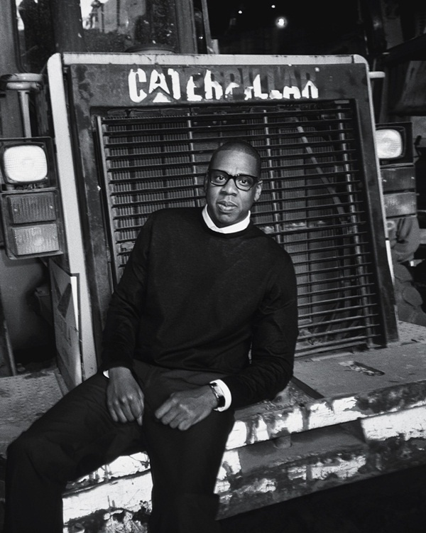 """The House That Hova Built:"" Jay-Z Covers T, The NY Times Style Magazine   StyleBlazer"