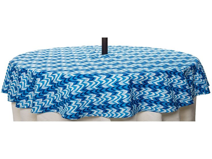 Outdoor Tablecloths With Umbrella Hole ~ http://lanewstalk.com/patio-tablecloths-with-umbrella-hole/