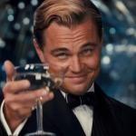 Leonardo Dicaprio Cheers Meme Template Thumbnail                                                                                                                                                                                 More