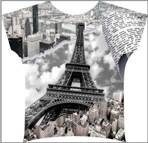 Tekstil dijital triko baskı