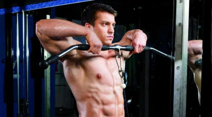 Upright Pulley Row - Bodybuilding Wizard