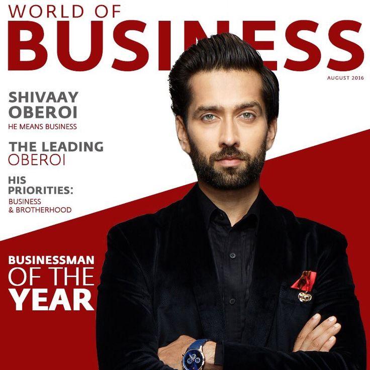 The Business King!!❤️ #nakulmehta #ishqbaaz #starplus