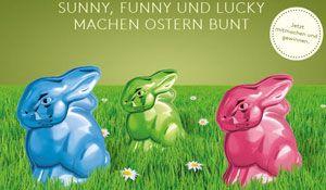 """Gewinne mit dem #Ostergewinnspiel von Frey 3 mal einen #Migros Gutschein im Wert von CHF 1'000.- , 30 mal einen """"Frey Bunny Family"""" USB Stick, sowie 17 mal ein Frey Schokoladenpaket. https://www.alle-schweizer-wettbewerbe.ch/migros-gutscheine-und-schokoladenpakete-gewinnen/"""