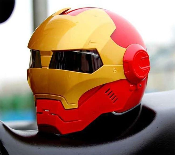 The IRONMAN Motorcycle Helmet Half Open Face Casque Motocross 610 Red Black Gray #MASEI #Motocross