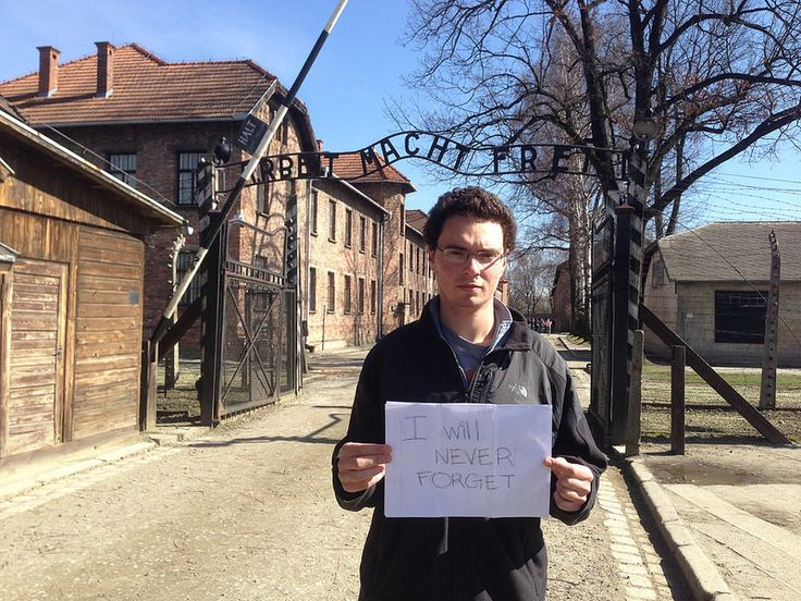 My semester in Europe had many journeys and experiences. The one I will never forget is my visit to Nazi Concentration Camp Auschwitz-Birkenau. I will never forget the feeling of horror walking on the grounds. I will Never Forget. Will You?   Alan Dukor ESCP Paris, Paris France Spring 2014