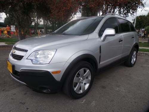chevrolet captiva sport techo full