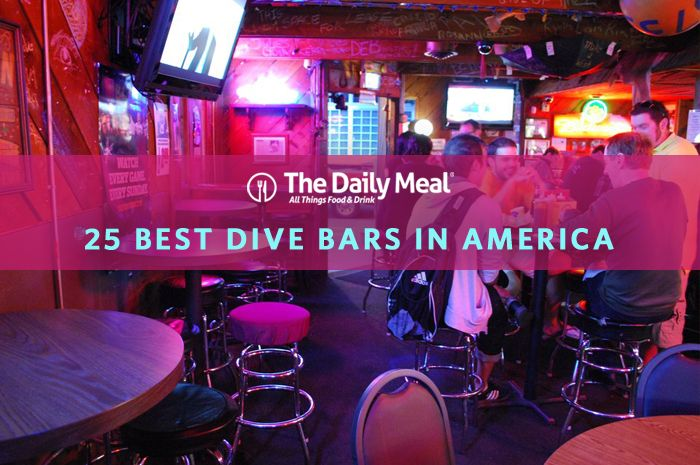 Looking for a new bar to try? How about one of these!