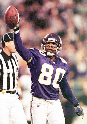 Chris Carter - Minnesota Vikings