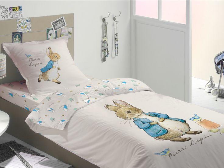 Childrens 100 Cotton Peter Rabbit Duvet Cover