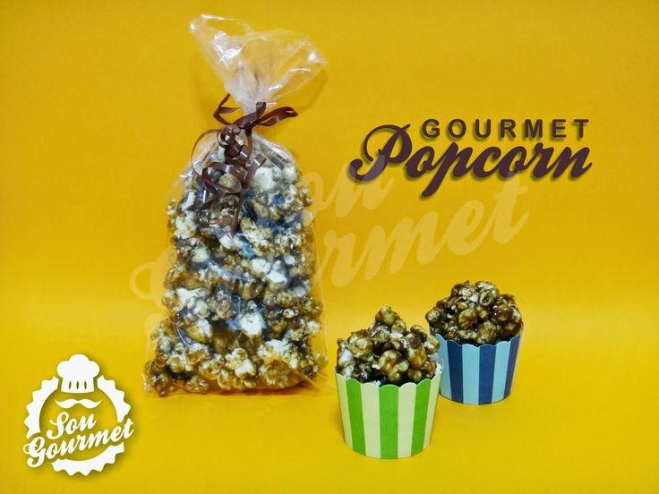 Pipocas Gourmet - Aprenda como fazer e os segredos! | Sou Gourmet