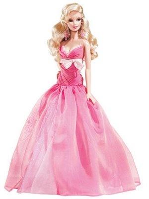 Barbie de vestido de gala. Confira também Jogos da Barbie (Online & Grátis) em: http://www.jogoson.com.br/jogos-da-barbie/