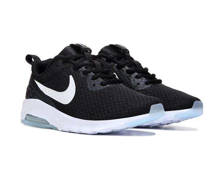 Nike Air Max Motion LW Sneaker Black/White