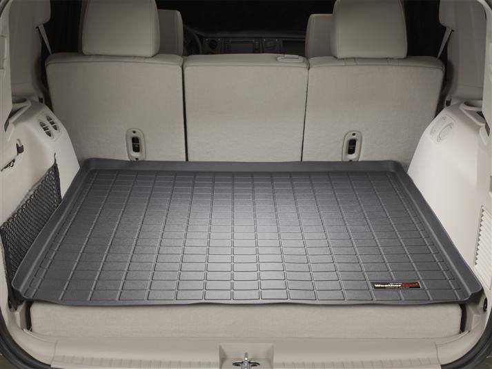 Behind Second Row $109.95 - 2010 Jeep Commander | WeatherTech Custom Cargo Liners Cargo Mat | WeatherTech.com