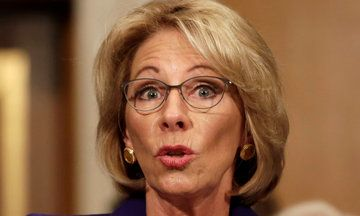 Website On Disabilities Act That Tripped Up Betsy DeVos Disappears | The Huffington Post