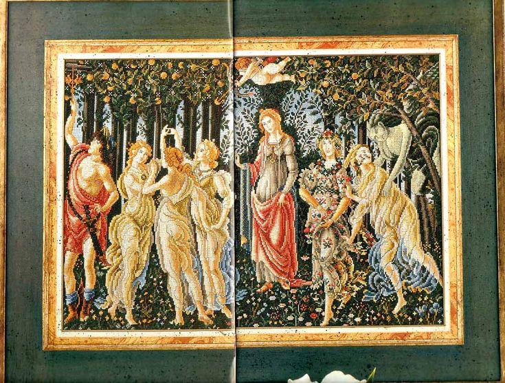 Botticelli : Spring
