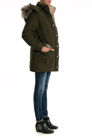 parka+capuche+denim+%26+supply+ralph+lauren+kaki+veste-et-manteau+pret-a-porter+femme