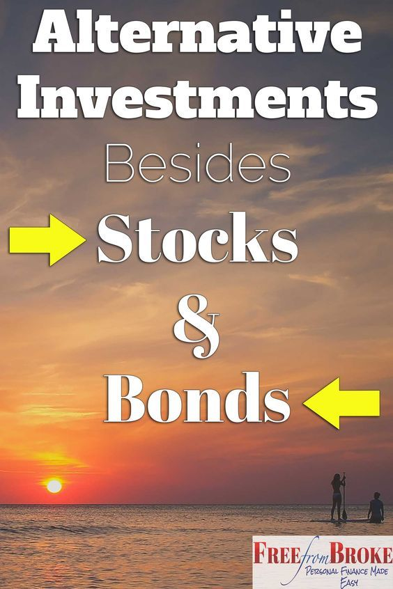 There are so many alternative investments besides stocks and bonds out there to help you achieve financial freedom. Take a look at six you should consider. http://freefrombroke.com/alternative-investments-besides-stocks-and-bonds-for-financial-freedom/