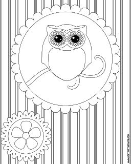 20 best Owls images on Pinterest Draw Owl coloring pages and