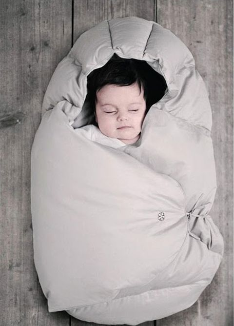 #Cute Baby Cocoon.