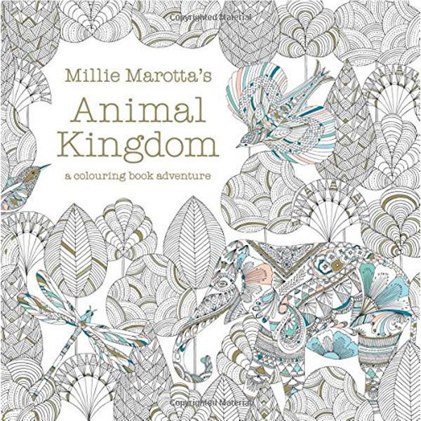 Millie Marrotas Animal Kingdom Colouring Book Is Full Of Strange And Lovely Creatures To Colour In