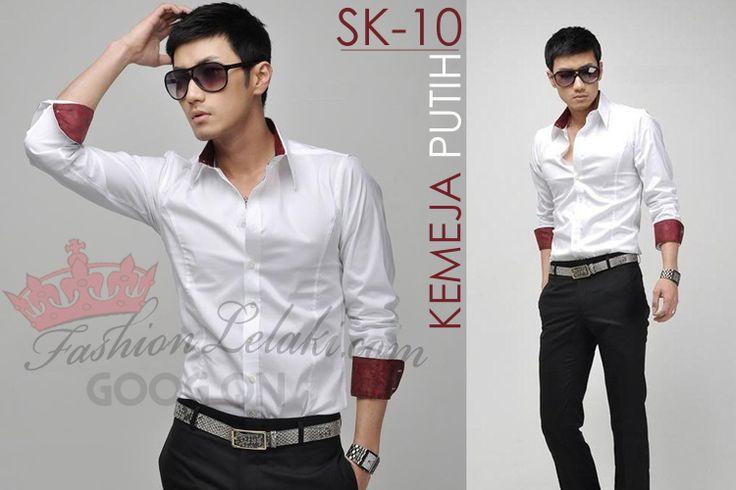 Kemeja Korea Style – Fashionlelaki.com