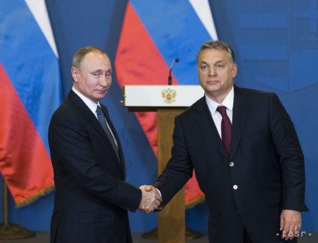 Orbán a Putin sa dohodli na udržiavaní osobných kontaktov - Zahraničie - TERAZ.sk