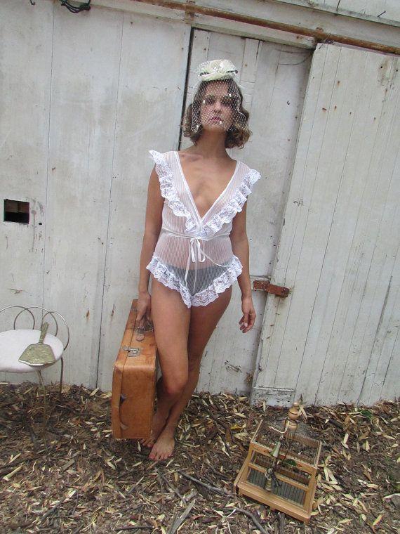 Free vintage sheer panties pictures