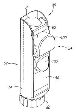 Charlie Sheen has a patent for... a chapstick dispenser?!? Yup read about it here http://www.noroip.com/news-blog/Celebrity-Patents-Charlie-Sheen-Winning-in-Multiple-Ways-US-Patent-62383658/ #charliesheen #charlie #sheen #patent #6283658 #patents #celebritypatents #chapstick #dispenser