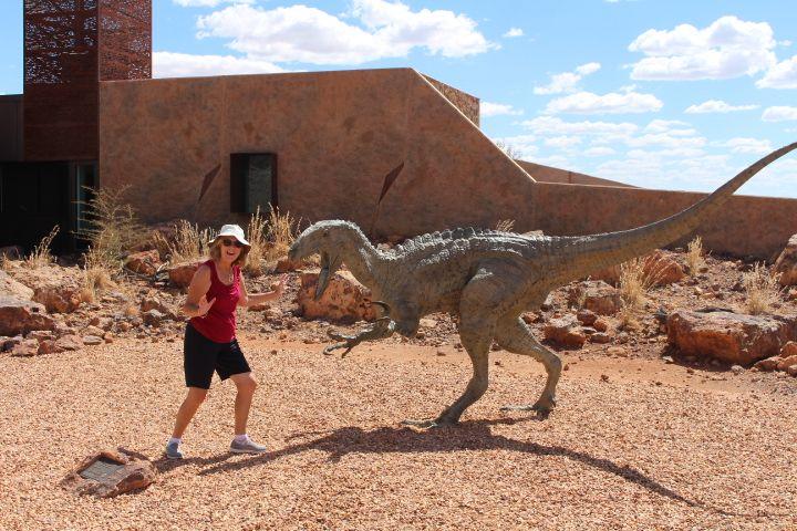 Winton, Queensland: Dinosaur Capital of Australia.