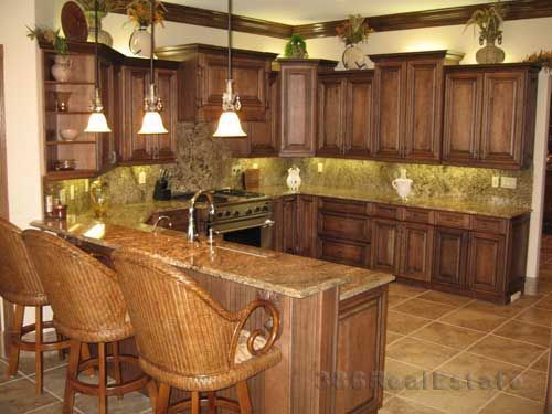 1000 Ideas About Tan Kitchen Cabinets On Pinterest