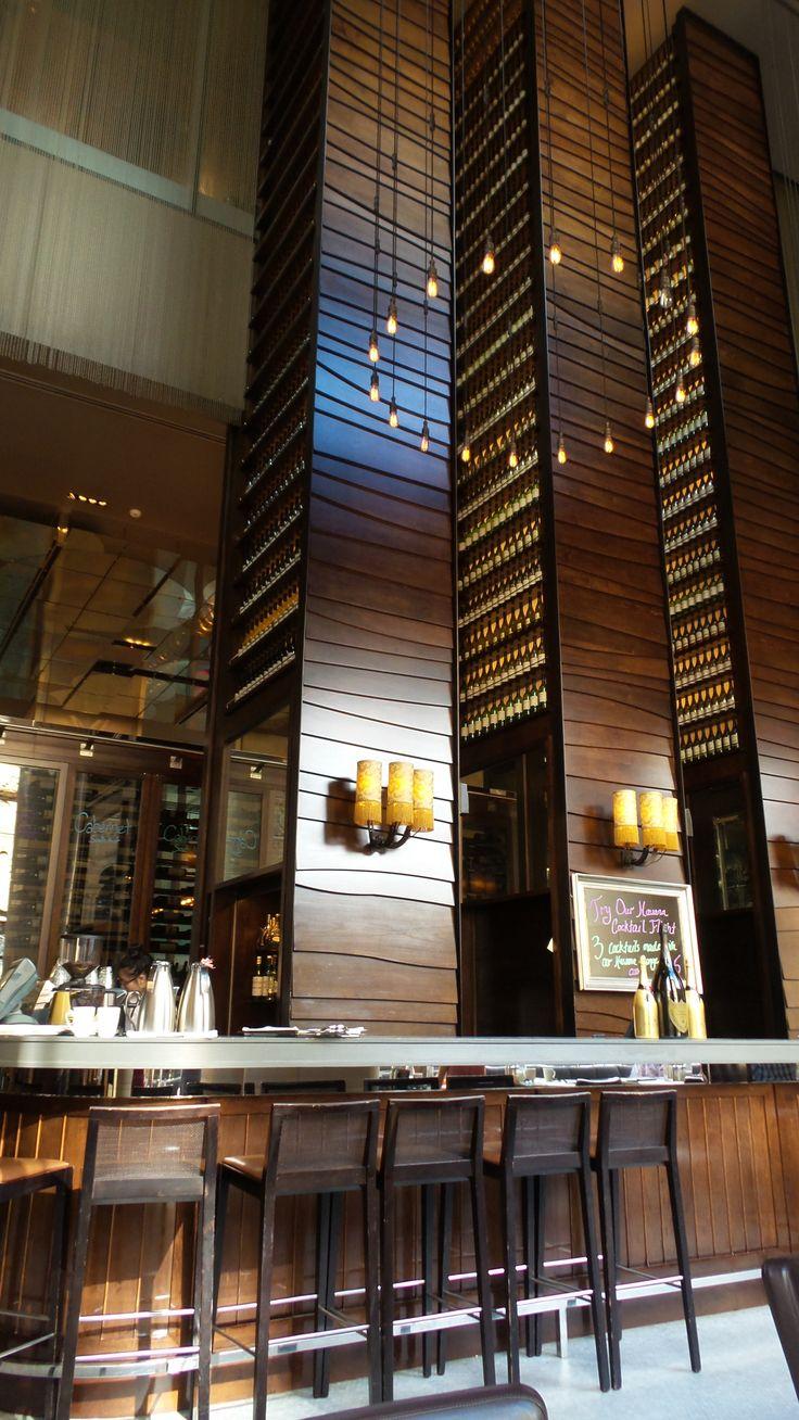 Glass Brasserie at the Hilton Sydney Hotel