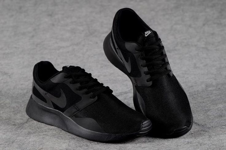 Nike Kaishi NS Women's Running Shoes All Black