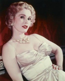 Zsa Zsa; The Most Famous of the Gabor Sisters