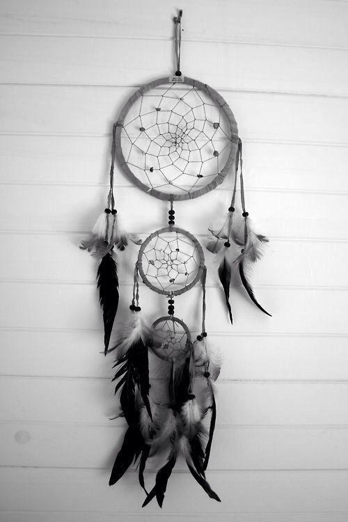 Gray Dreamcatcher *Atrapa sueños