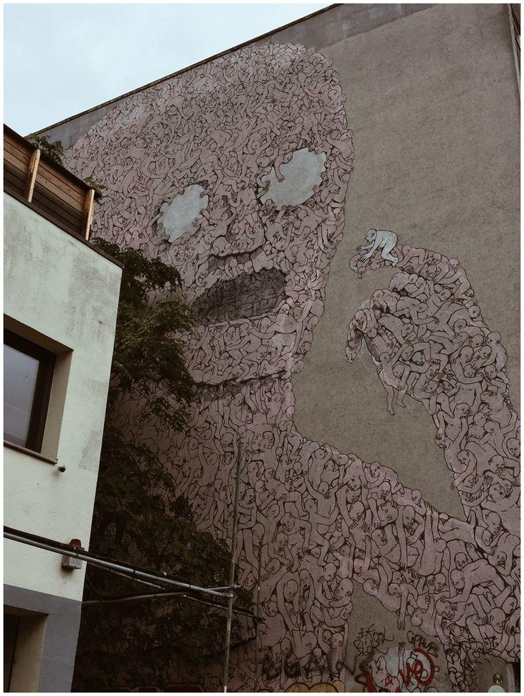 JUNE GOLD | Travel Diary Berlin - Streetart