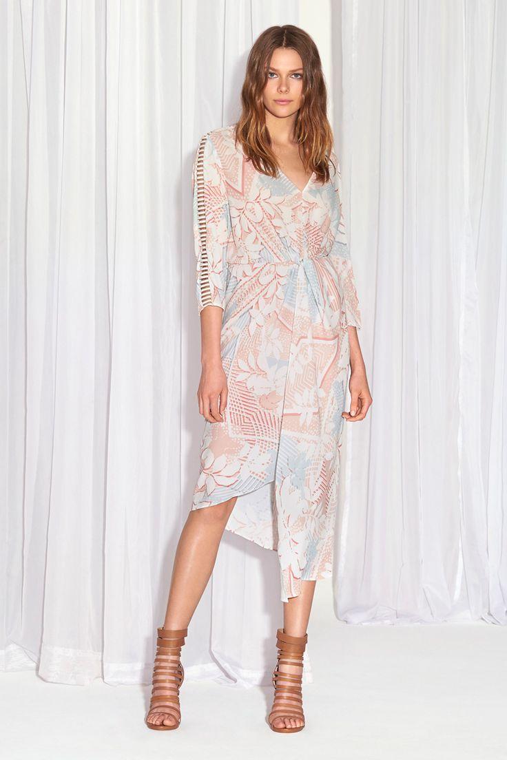 Dusty Miller Dress - Sheike
