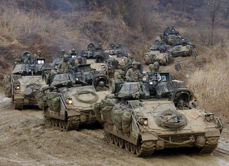 M2A2 브래들리(Bradoey Fighting Vehicles) 미육군 장갑차 : 네이버 블로그