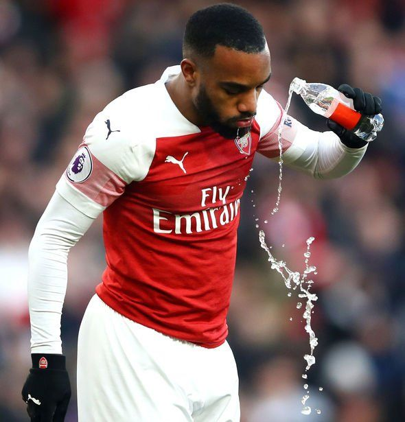 Arsenal Player Ratings Xhaka Gets A Seven In Man Utd Win But Which Stars Got Eights Arsenal Players Epl League Premier League Football