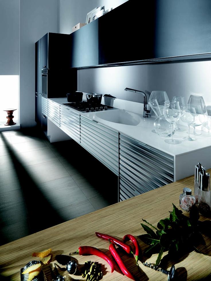 Cocina moderna #modern #kitchen
